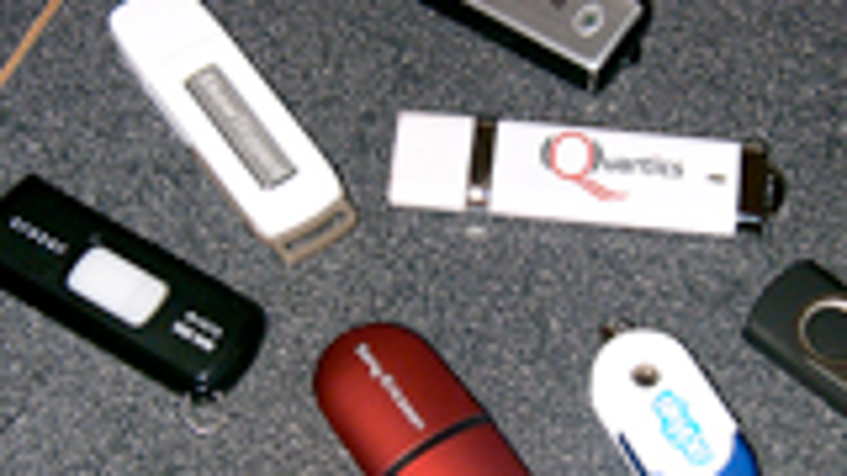 The Complete Guide To Saving Your Windows System With A Thumb Drive Most Commonly Used Usb Device Is Flash