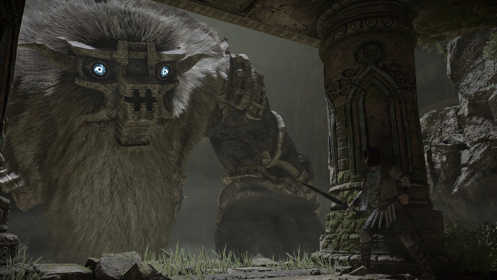 Shadow Of The Colossus Ps4 Wallpaper: The Shadow Of The Colossus Remake Is Heresy—and It's Also