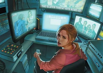 Illustration for article titled Twitter And Win Buffy's Most Recent Season