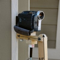 Illustration for article titled Build a DIY Camera Stabilizer to Capture Smooth Video