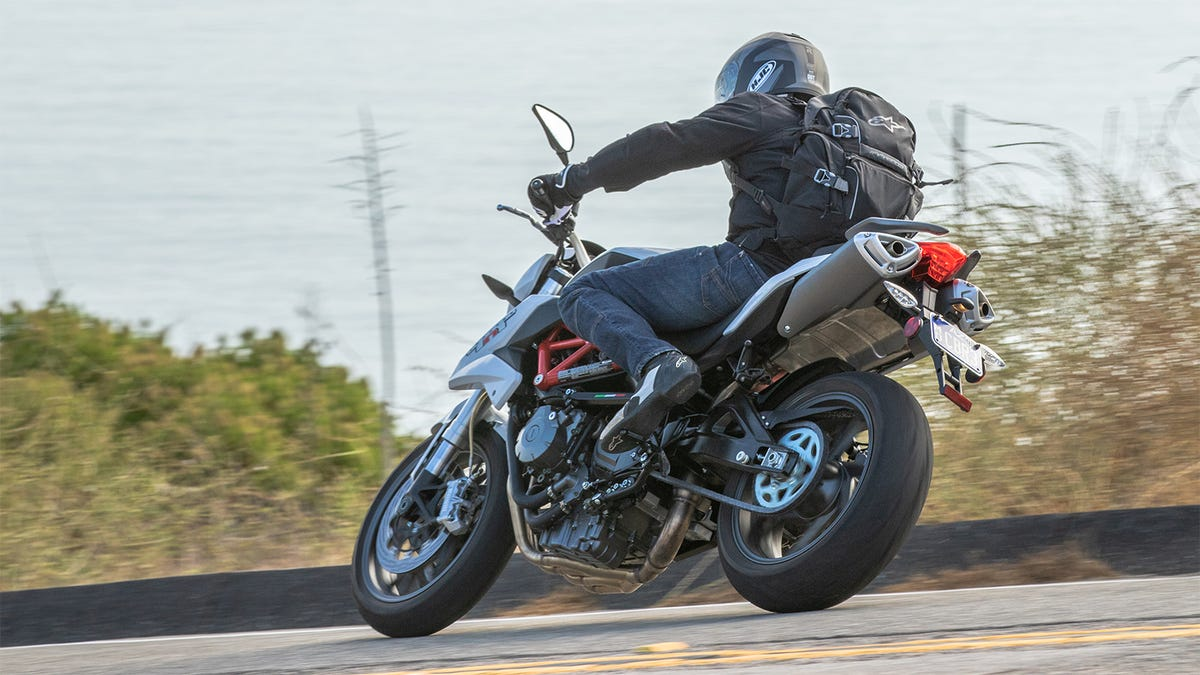 The $6,000 Benelli TNT600 Is a Lot of Motorcycle For the