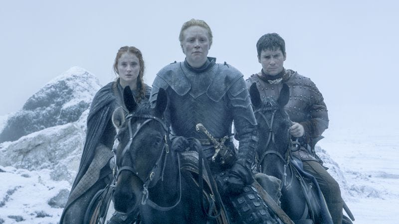 Illustration for article titled Reunions and returns dominate as Game Of Thrones marches on (experts)