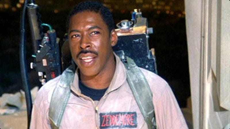 Illustration for article titled Read This: Ernie Hudson on his Ghostbusters disappointment