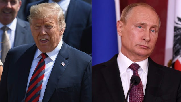 How to Watch the Trump-Putin Press Conference in Helsinki, No Cable Required