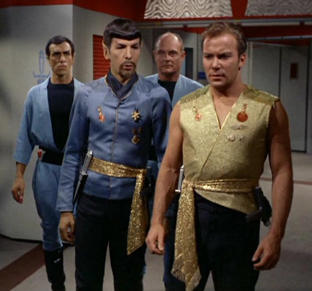 Is There A Mirror Universe?
