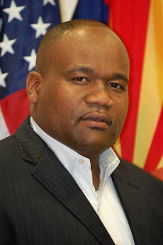 Arizona black Republican Anthony Miller quits because of threats.