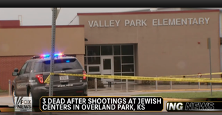 The man arrested in three slayings at Jewish facilities near Kansas City has been described as a former KKK leader who also did military service.Fox News screenshot