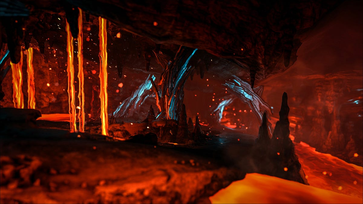 Ark's New Steam Achievements Could Be So Much Better