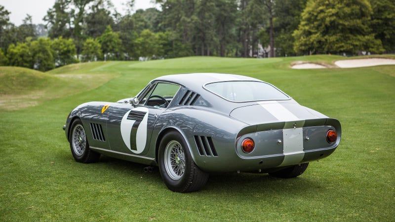 Illustration for article titled 1965 Ferrari 275 GTB Competizione Speciale LM