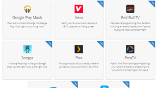 Illustration for article titled Chromecast Adds Ten New Apps Including VEVO, BeyondPod, and Plex
