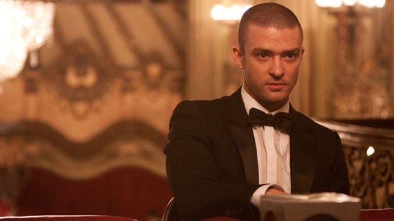 Illustration for article titled Justin Timberlake set to sell a whole lot of downloads of his new single