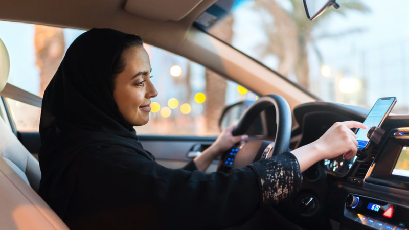 Illustration for article titled Uber Feature Enables Female Saudi Drivers to Only Transport Other Women