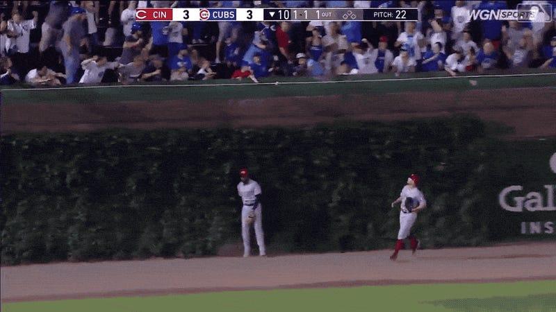 """Mai Tai Guy"" Has No Regrets Over Stealing Walk-Off Home Run Ball From Kids"