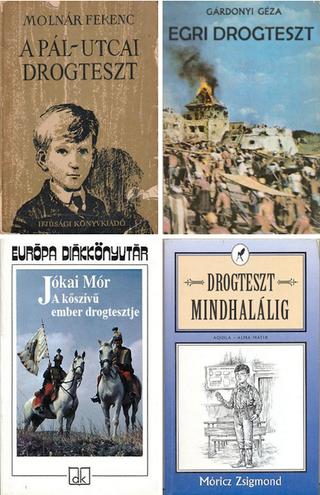 Illustration for article titled Átírják a magyar ifjúsági irodalom javát