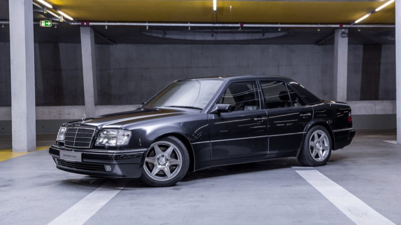 Mercedes benz will now sell you a whole bunch of cars for Old mercedes benz models
