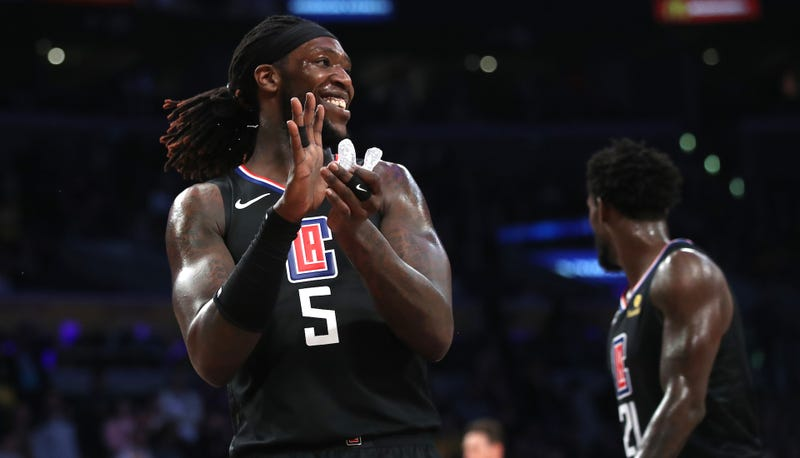Montrezl Harrell Is Very Finicky About His Free Throw Routine