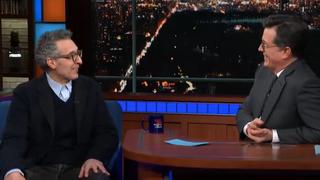 John Turturro, Stephen Colbert