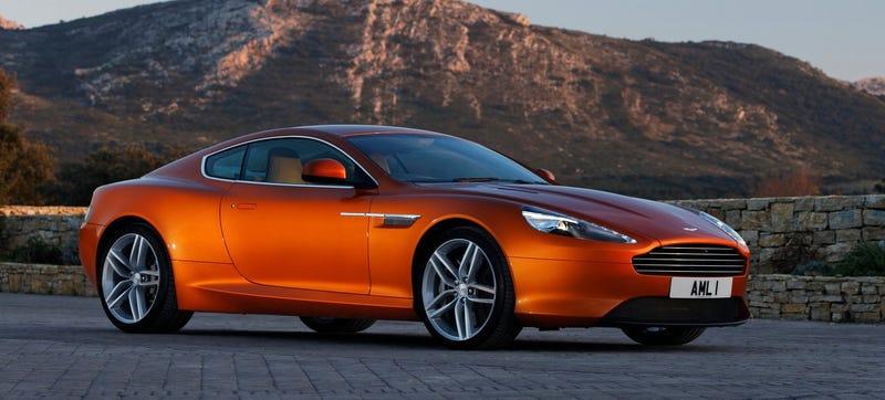 Is MercedesBenz Going To Buy Aston Martin - Buy aston martin