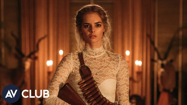 """Ready Or Not's Samara Weaving set out to be a different kind of """"scream queen"""""""