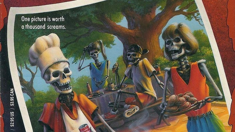 Illustration for article titled Ken Marino to join Goosebumps movie