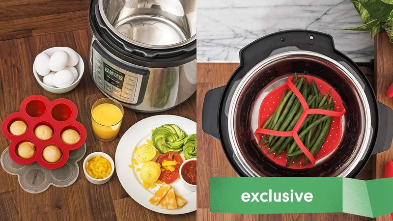 Instant Pot Silicone Accessory Kit | $19 | Amazon | Promo code 35OFFKINJA