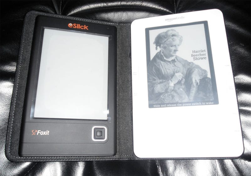 Illustration for article titled $260 Foxit eSlick eBook Reader Makes Its Way to Cheapskate Readers