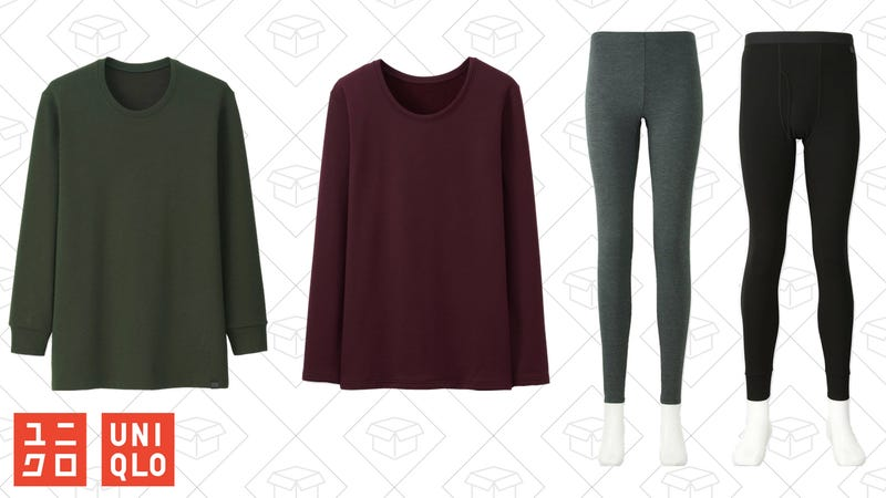 Ultra Warm HEATTECH | $20 | Uniqlo