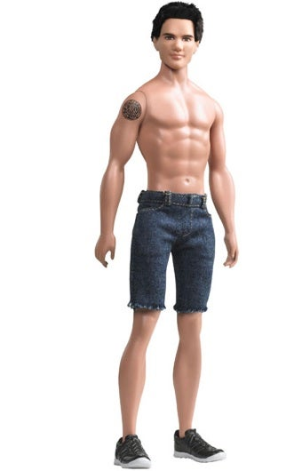 Illustration for article titled The Jacob Black Barbie Doll Is Here To Make Everyone Slightly Uncomfortable