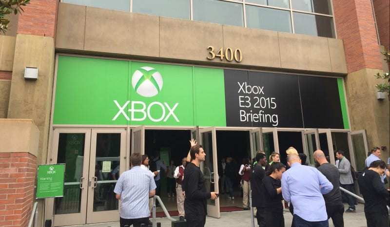 Illustration for article titled E3 2015: Microsoft Press Conference Liveblog