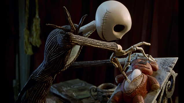 Henry Selick Regrets Cutting One Gruesome Joke From The Nightmare Before Christmas