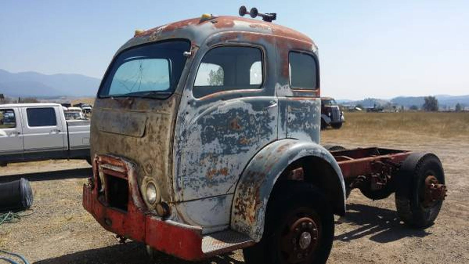 Coe truck for sale craigslist | Car Reviews