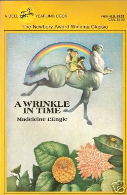 Illustration for article titled A Wrinkle In Time: Quit Tesseracting Up