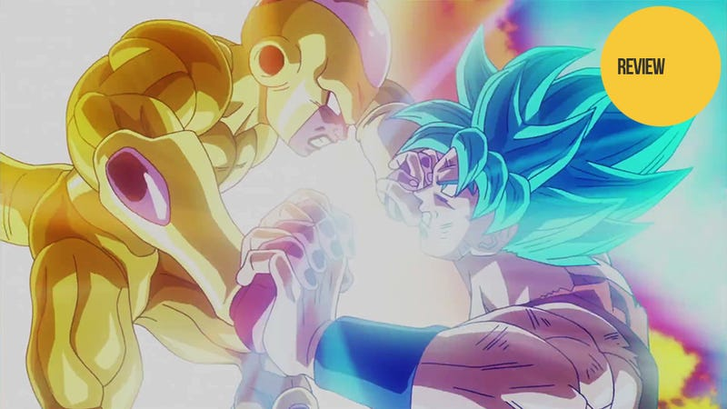 Illustration for article titled Dragon Ball Z: Resurrection 'F' Is Enjoyable Yet Flawed