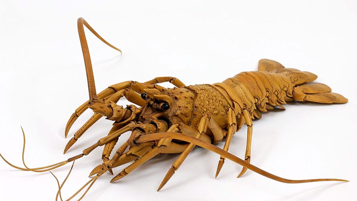 This Is Not A Lobster