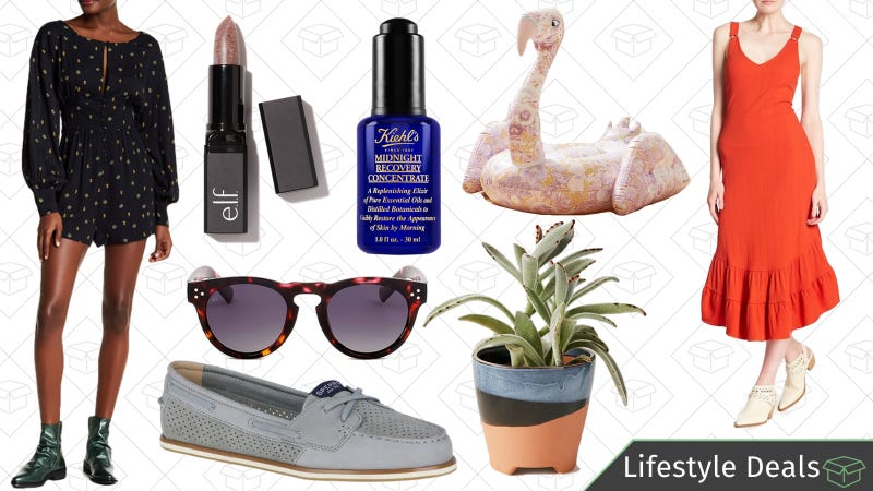 Illustration for article titled Thursday's Best Lifestyle Deals: Kiehl's, Privé Revaux, Sperry, Free People, and More
