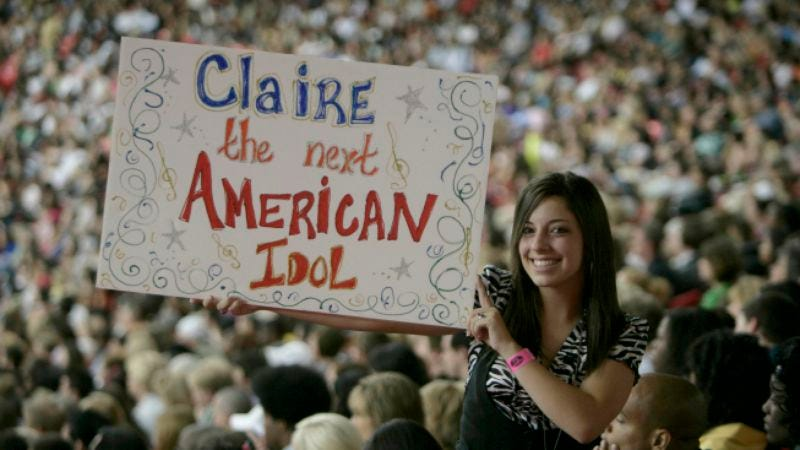 Illustration for article titled American Idol: Season Premiere: Boston Auditions