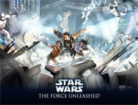 Illustration for article titled Loads Of People Downloaded The Force Unleashed Demo