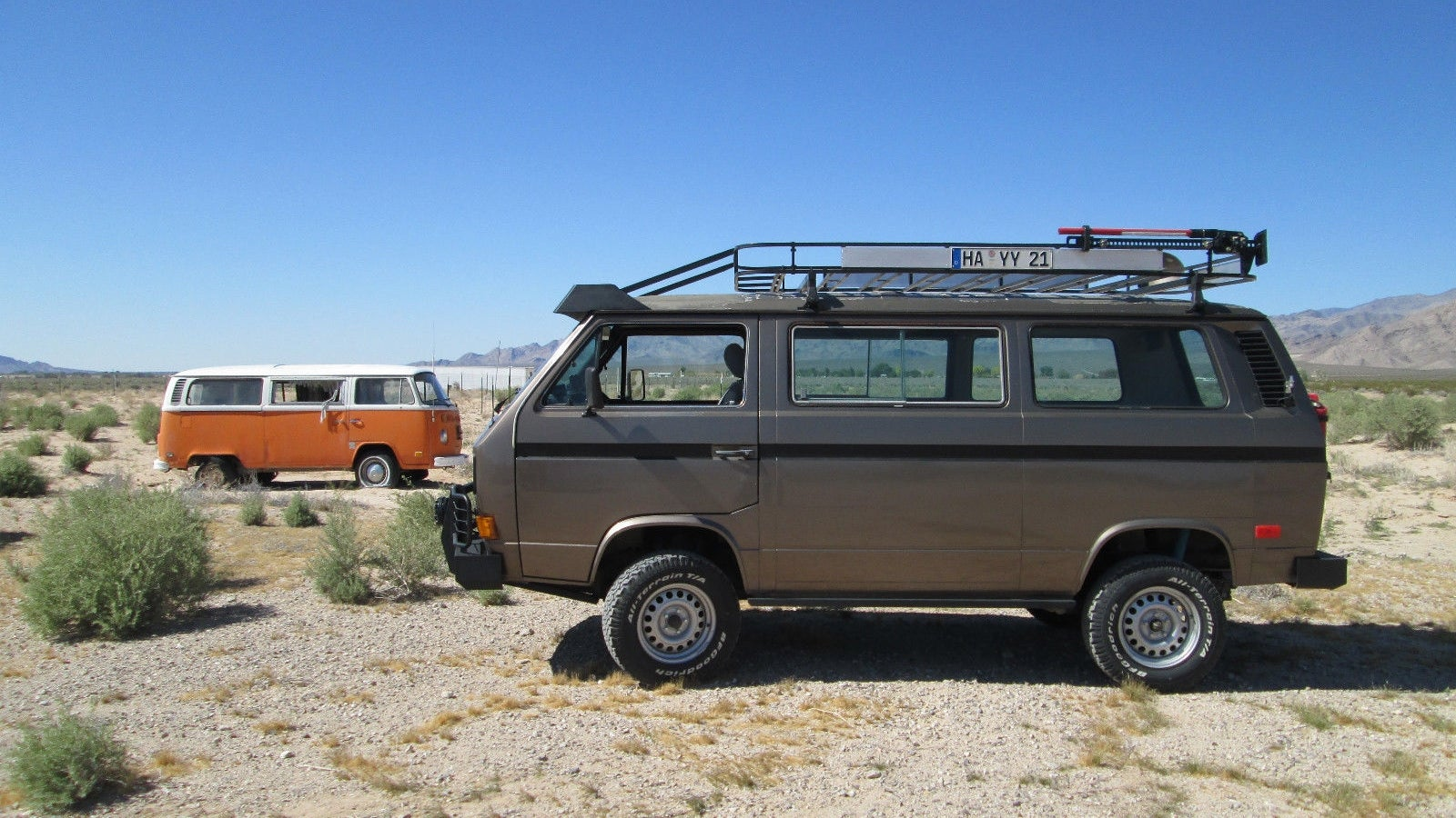 Vw Bus Air Conditioning Kit >> Escape The Zombie Apocalypse With A Zetec Powered Vanagon
