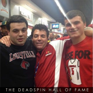 Illustration for article titled 2013 Deadspin Hall Of Fame Nominee: Drunk Papa John