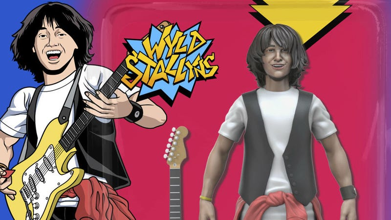 Be excellent to each other with these Bill and Ted toys.