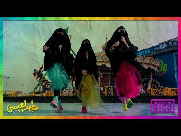 Saudi Women Mock Trump, Beg God to  Rid Us of Men  in Gorgeous Viral Music Video