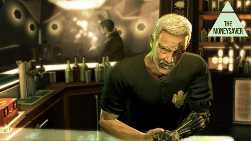 Illustration for article titled Deals on Deus Ex ($35) and Madden ($50) Start the Week