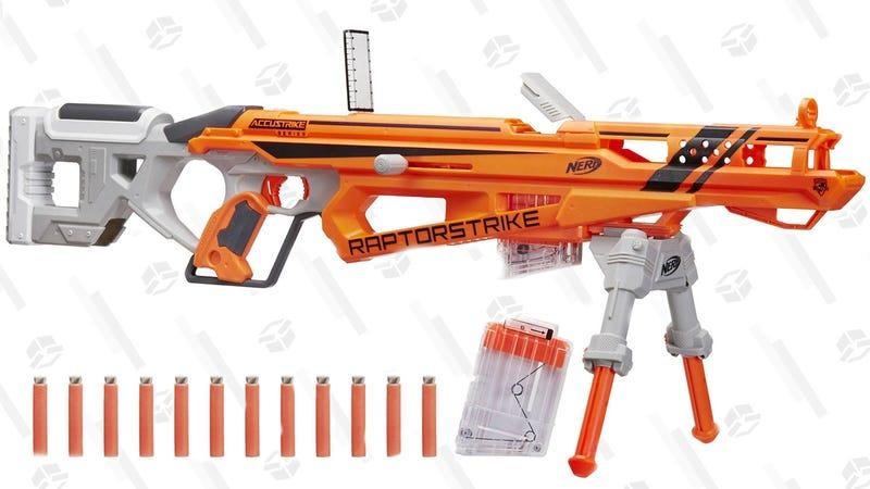 Nerf N-Strike Elite AccuStrike RaptorStrike Blaster | $20 | Walmart
