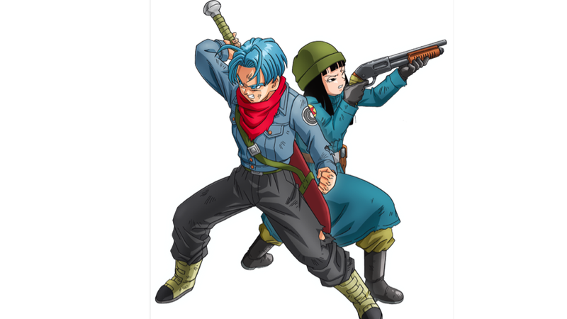 Illustration for article titled The Most Recent Dragon Ball Super Episode Is Oh My Goodness