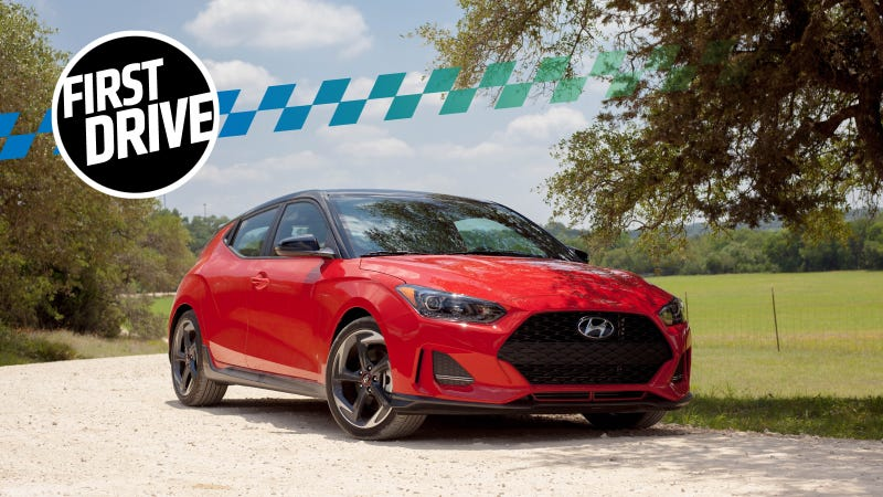The 2019 Hyundai Veloster Turbo Is A Promising Start For A