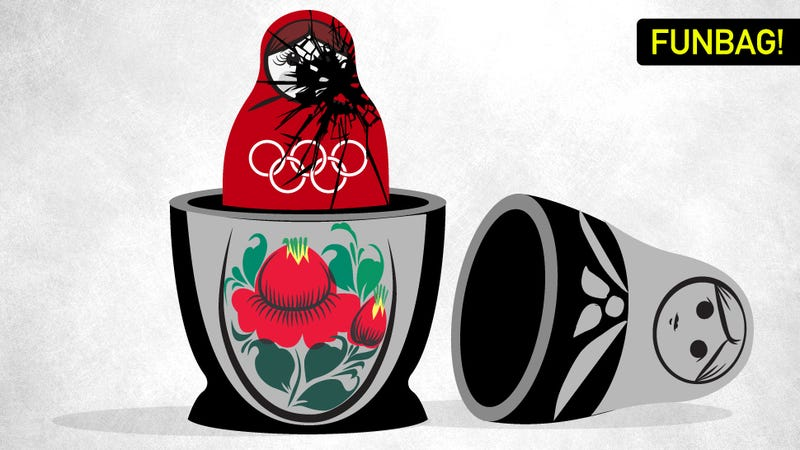 Illustration for article titled Sochi Is So Screwed