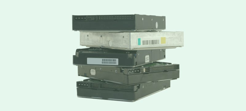 Illustration for article titled A Health Insurer Lost Six Hard Drives Holding Data About 1 Million Customers