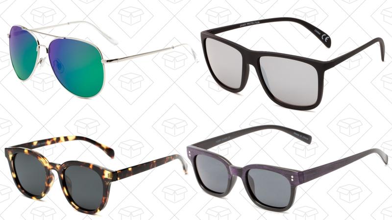 Buy one, get one free | Sunglass Warehouse | Use code BOGO
