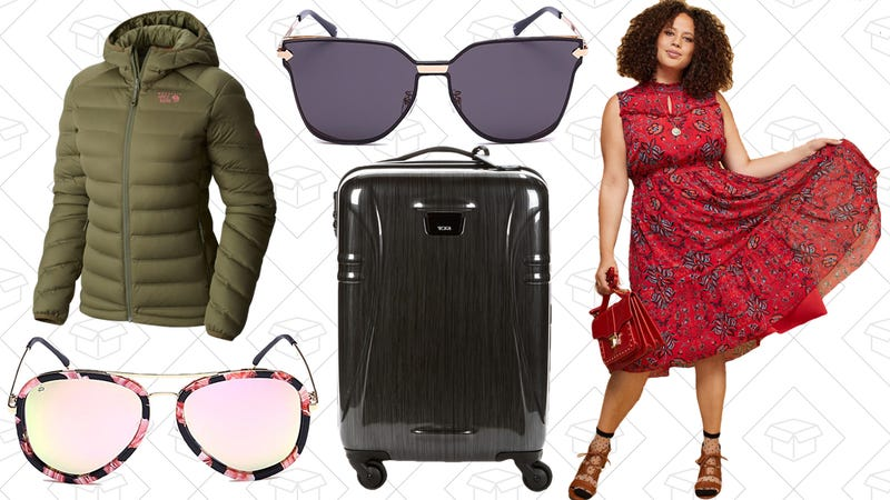 Illustration for article titled Today's Best Lifestyle Deals:Privé Revaux, TUMI, Mountain Hardware, and More