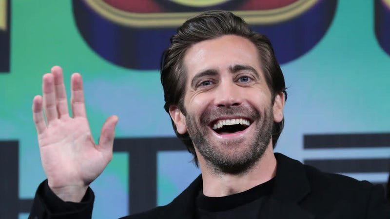 Illustration for article titled The Spider-Man: Far From Home promo tour is becoming one long Jake Gyllenhaal cultural moment